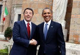 Barack Obama looks to lift Italy's Renzi to cement agenda in Europe