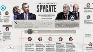 SPYGATE EXPOSED: View the Stunning Chart Detailing the Democrat Plot to  Take Down Trump | NewsRadio 830 KHVH | The Sean Hannity Show