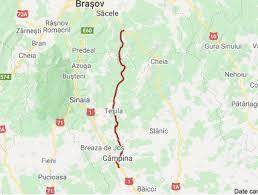 Cum va arăta DJ 102I, drumul carea leagă Valea Doftanei de Brașov. CNI a  demarat procedura realizării SF-ului