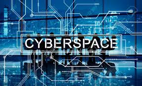 Cyberspace Internet Online Connection Globalization Concept Stock Photo,  Picture And Royalty Free Image. Image 61451298.